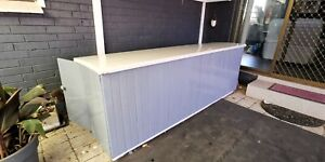 Kitchen storage/ used as a bar