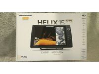 Humminbird Helix 15 CHIRP Mega SI GPS G4n Cho Display Only - NEW in Box