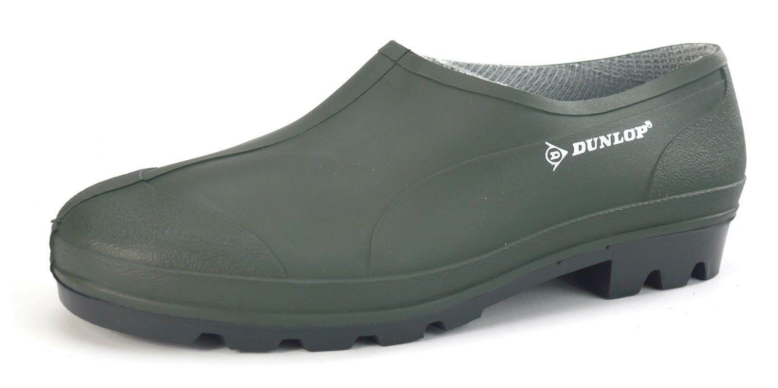 Neu Herren Damen Dunlop Gardner/' Unisex Garten Clogs Schuhe Gummistiefel Garten