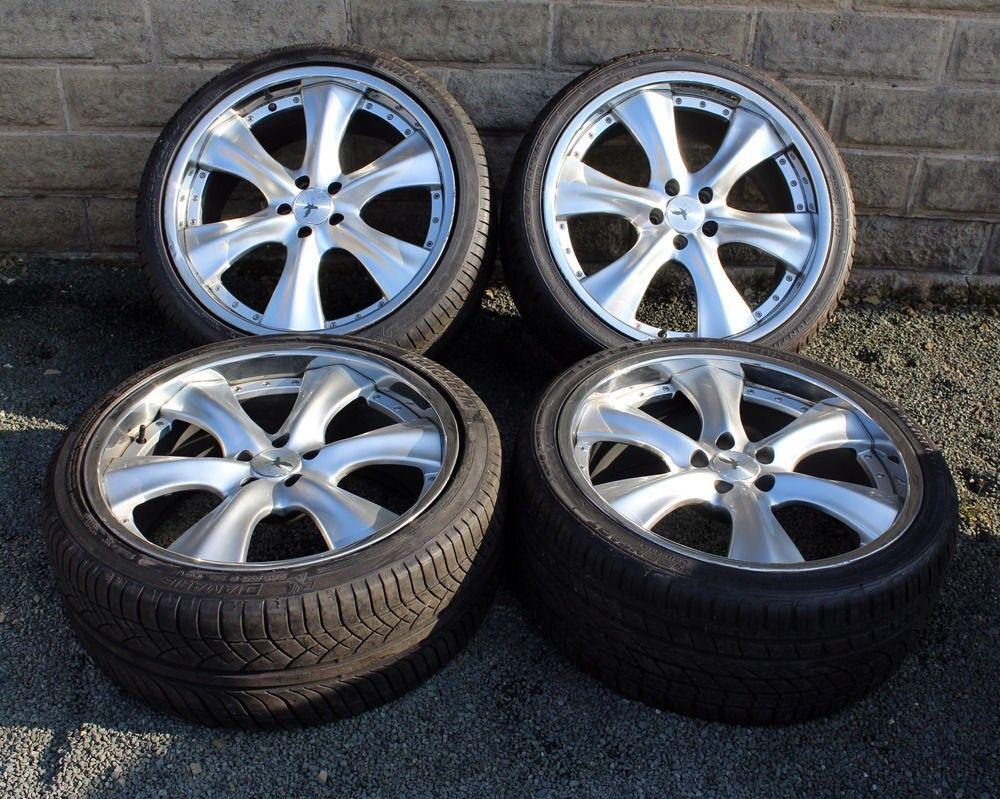Merc Ml Or Audi Q7 Q5 Etc 22 Inch Vemiri Alloys N Tyres