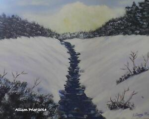 FREE ACRYLIC PAINTING VIDEO LESSONS ONLINE! St. John's Newfoundland image 4