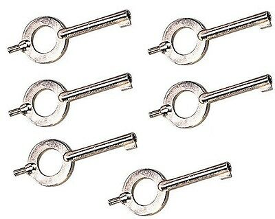 STANDARD Universal Handcuff Key YOU GET ( 6 ) CUFF KEYS 10094 X 6
