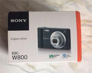 sony cybershot dscw800 camera