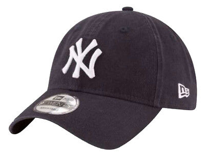 e4387755243 New Era MLB New York Yankees Home Core Classic 9Twenty Baseball Hat Cap  11591516