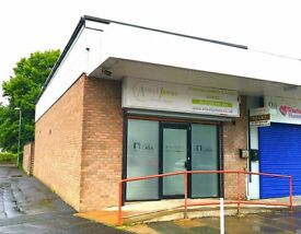 **AVAILABLE NOW TO LET: Commercial Unit with A1 permission - Baguley, M23**