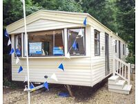 STATIC CARAVAN,2 BEDROOMED,PET FRIENDLY,ISLE OF WIGHT,WOODLAND,OUTSIDE POOLS,PARKS,FACILITIES