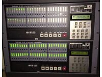 TASCAM X-48 (x2 as a PAIR , NOT including the rack)