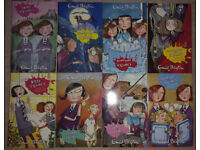 Enid Blyton's St Clare's Series 8 books lovely condition