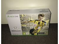 Xbox One S with FIFA 17 NEW SEALED