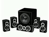 Wharfedale DX1-HCP 5.1 Surround Sound