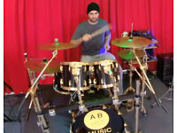 serious drummer available for gigs