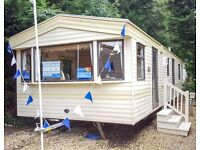 STATIC CARAVAN FOR SALE, ISLE OF WIGHT, 2 BEDROOM