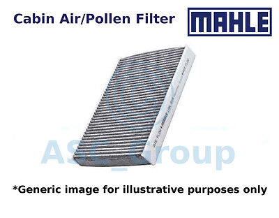 Genuine MAHLE Replacement Interior Air Cabin Pollen Filter LAK 122S LAK122S