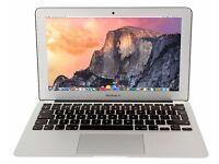 Macbook Air Dec 2014. MacOS Sierra 4GB 13 inch