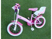 Hello Kitty first bike