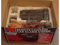 MOSS Security MS715 Remote Control Car Alarm System
