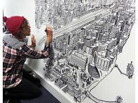 Artist Wall Murals / Street art