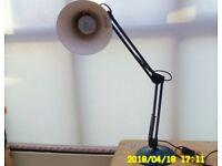 Angle poise Table Lamp