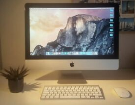 iMac 21-inch in full working condition