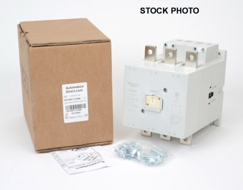 Automation Direct Gh15rt-3-00b  Gh15 Series Iec Contactor 210a  3 No Power Poles