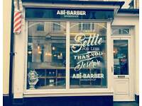 Full time Skilled Barber required (Managers Position)
