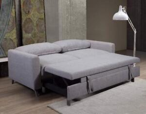 Urban Cali Sleeper Sofa Beds and Sectionals in Stock in Canada