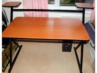 Music Studio Desk / Project Station Workstation [PC Laptop Decks DJ desk]