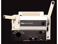 EUMIG Mark S-802 SUPER 8 CINE FILM SOUND PROJECTOR