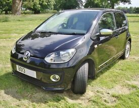 VW High up! 5 Door, Limited 'Black' Edition, Amazing Condition, 37k, FSH, 1 Owner