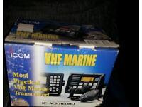 Icon vhf marine radio