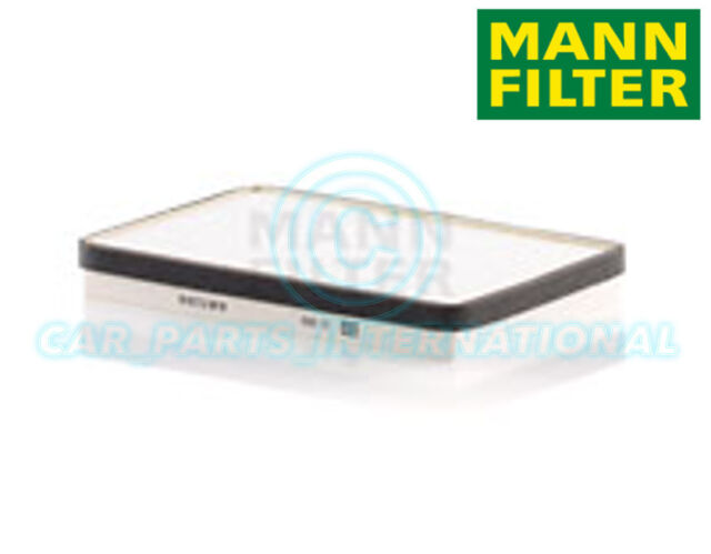 Mann Hummel Interior Air Cabin Pollen Filter OE Quality Replacement CU 2650