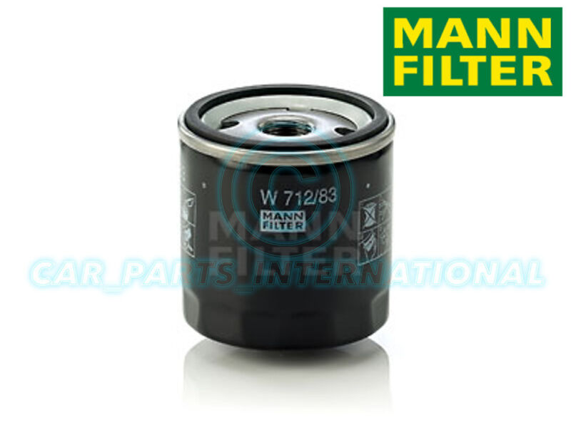 Mann Hummel OE Quality Replacement Engine Oil Filter W 712/83