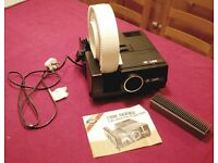 Slide Projector - Boots 2400 Series with Remote Focus - Full Working Order - Very Good Condition