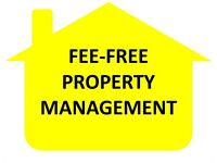 Fee-Free Property Management