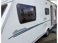 YEAR 2007 STERLING EUROPA 530 (DOUBLE DINETTE)