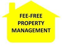 Fee-Free Property Management