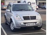 *NEW SHAPE* Rexton II 2.7 SX same as Mercedes ML 270 M Class 4x4 nissan navara land cruiser bmw x5