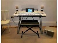 Yamaha Keyboard Tyros 3