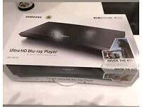 Samsung K8500 Ultra HD Blu Ray Player. Brand New and Sealed