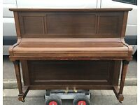 ***CAM DELIVER*** QUALITY UPRIGHT PIANO BY 'HOPKINSON' ***CAN DELIVER***