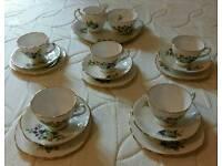 Dorchester Finest Bone China 18 piece tea set for sale