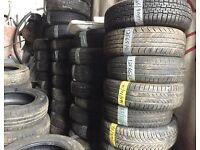 """Part worn tyres 13"""", 14"""", 165 80 13, 175 65 14, 165 65 13, 165 70 14 etc"""