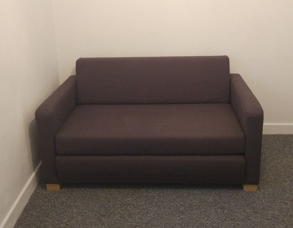 Ikea Double Sofa Bed Near New Condition Hardly Used