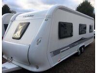 Hobby Caravan 650 Prestige (2011) Like Tabbert/Fendt