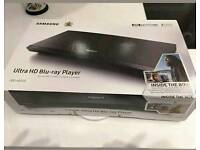 Samsung UHD Blu Ray Player BNIB