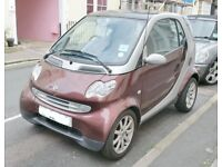 Smart Car FORTWO COUPE 700cc City Passion £2,000ono