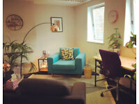 High end therapy / consulting room to rent Psychotherapy / Counselling / Psychology / Coaching / CBT
