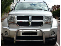 2009 Dodge Nitro SXT 4x4 2.8 CRD Auto diesel 1 OWNER since new.24,000 mile, FULL Service history