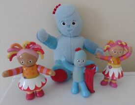 In the Night Garden bundle £5 for all collection from Shepshed.