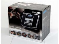 BOSS JS-10 E BAND audio player with guitar effects, mint and boxed. FLEETWOOD.
